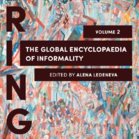 The Global Encyclopaedia of Informality Volume II