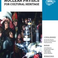 Nuclear physics for cultural heritage
