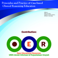Principles and Practice of Case-based Clinical Reasoning Education A Method for Preclinical Students