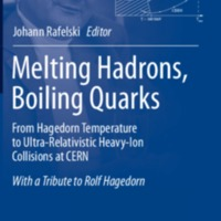 Melting Hadrons, Boiling Quarks: From Hagedorn Temperature to Ultra-Relativistic Heavy-Ion Collisions at CERN: With a Tribute to Rolf Hagedorn