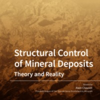 Structural Control of Mineral Deposits. Theory and Reality