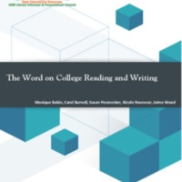 The Word on College Reading and Writing.pdf