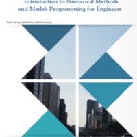 Introduction to Numerical Methods and Matlab Programming for Engineers