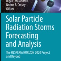 Solar Particle Radiation Storms Forecasting and Analysis: The HESPERIA HORIZON 2020 Project and Beyond