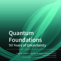 Quantum Foundations. 90 Years of Uncertainty
