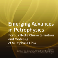 Emerging Advances in Petrophysics. Porous Media Characterization and Modeling of Multiphase Flow