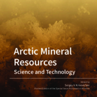 Arctic Mineral Resources. Science and Technology