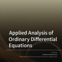 Applied Analysis of Ordinary Differential Equations