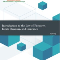 Introduction to the Law of Property, Estate Planning, and Insurance.pdf