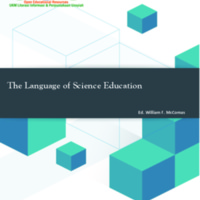 The Language of Science Education: An Expanded Glossary of Key Terms and Concepts in Science Teaching and Learning