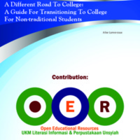 A Different Road To College A Guide For Transitioning To College For Non-traditional Students