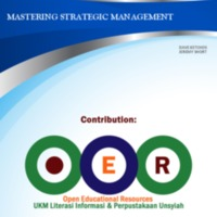 Mastering Strategic Management Open Educational Resource Oer
